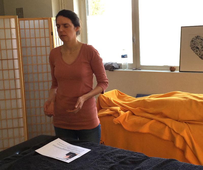 vidéo de massage naturiste Rueil-Malmaison